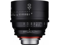 Samyang 50mm T1.5 FF cine Sony E-mount