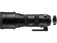 Sigma 150-600mm Sports / TC-1401 (kit) NIKON