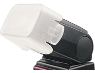 Kaiser flits-diffusor Soft-Cap - Canon Speedlite 430EXIII-RT