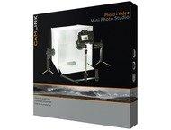 Camlink minifotostudio LED-verlichting 40x40x40cm