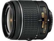Nikon AF-P DX NIKKOR 18-55mm f/3.5-5.6 G