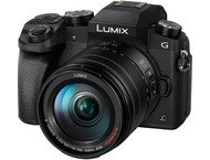 Panasonic DMC G7 Body + 14-140mm - Zwart