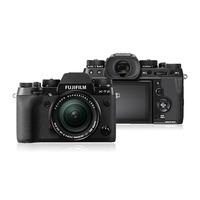 Fujifilm X-T2 Body + 18-55mm - Zwart