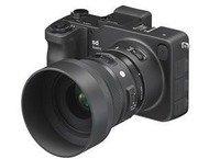 Sigma SD Quattro digital camera/30 1.4 DC HSM (kit)