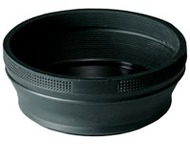 B+W 900 Collapsible Rubber Lens Hood 55