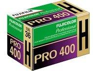 FujiFilm Fujicolor Pro 400 H 120 - per 5