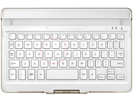 Samsung Keyboard Cover AZERTY Wit - Galaxy Tab S 8.4  OP=OP