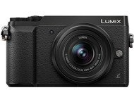 Panasonic DMC GX80 Body + 12-32mm - Zwart