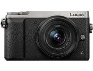 Panasonic DMC GX80 Body + 12-32mm - Zilver