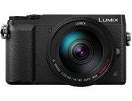 Panasonic DMC GX80 Body + 14-140mm - Zwart