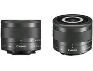 Canon EF-M 28mm f/3.5 STM IS Macro