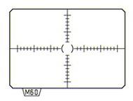 Pentax Verre dépoli AF Scale matte MI-60
