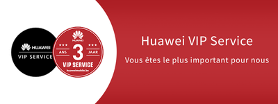 Huawei - Garantie VIP