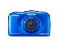Nikon Coolpix W100 - Blauw