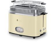 Russell Hobbs Toaster Retro Vintage Cream 21682-56