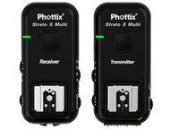 Phottix Strato II Multi 5-in-1 Trigger Set for Nikon (all ca