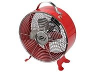 Savfy Vov Home Retro Ventilator Red  OP=OP