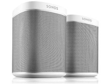 Sonos Play:1 Duo Bundel - Wit