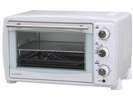 Tecnolux Mini Oven 20L 1500W Wit GT20CS