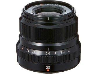 Fuji XF 23mm f/2 WR
