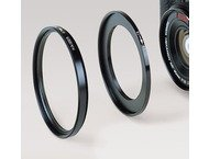 Kaiser Filter Adapter Ring, 55-67, Black