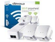 Devolo 9642 dLAN 550 WiFi Network Kit (BE)