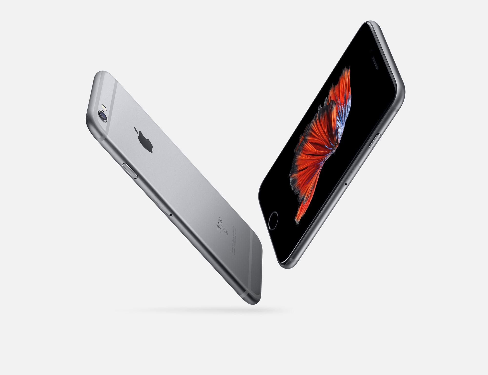 Apple iPhone 6S Plus - 32GB Space Gray   Art   Craft 404cf4dc9b54