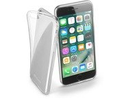 Cellular Line iPhone 8/7 cover fine soft transparent