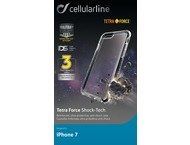 Cellular Line iPhone 8/7 cover ultra protect pro black