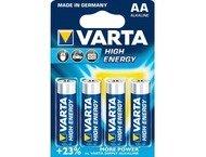 Varta LR 6 AA High Energy / 4