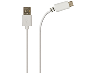 Azuri USB Sync- and charge cable - USB 3.0 to USB type C - w