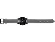 Samsung Gear S2 Classic Leather Horlogeband - Zwart