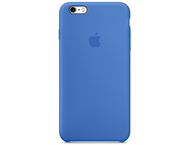 Apple iPhone 6s Plus Silicone Case - Royal Blue  OP=OP