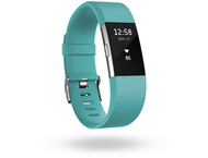 Fitbit Charge 2 (L) - Turquoise