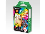 Fujifilm Instax Color Films Mini (10) Arc-en-ciel