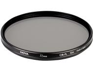 Hoya Circulair polarisatie slim 72mm (PHL)
