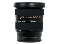 Sony DT 11-18mm f 4.5-5.6