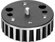 Manfrotto 120 Adapter For Tripods 3/8 To 1/4