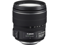 Canon EF-S 15-85mm f/3.5-5.6 USM IS