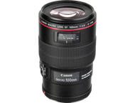 Canon EF 100mm f 2.8 L Macro IS USM - New