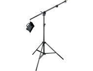 Manfrotto Lighting 420B Combi Boom Stand Black