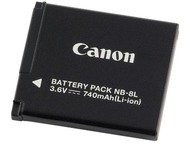Canon NB-8L Batterie
