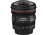 Canon EF 8-15mm F 4.0 L USM Fisheye