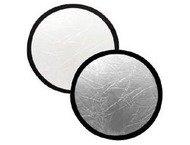 Lastolite 75cm Reflector Silver / White