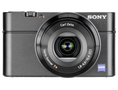 Sony DSC RX100 - Zwart