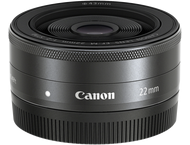 Canon EF-M 22mm STM f 2
