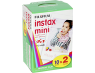 FujiFilm Instax Color Film Mini (2X10)