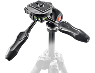 Manfrotto MH293D3-Q2 Foldable 3-Way Head - 290 Ser.