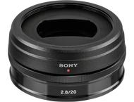 Sony 20mm f 2.8 for NEX