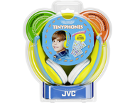 Jvc Kids Headset Hakd5Ye Blue
